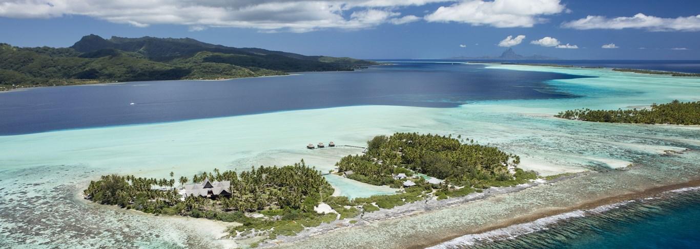 Rêve polynésien dans les îles Sous-le-Vent