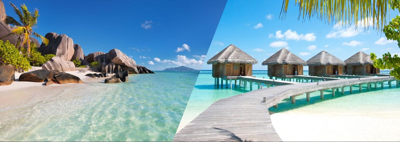 Seychelles VS Maldives