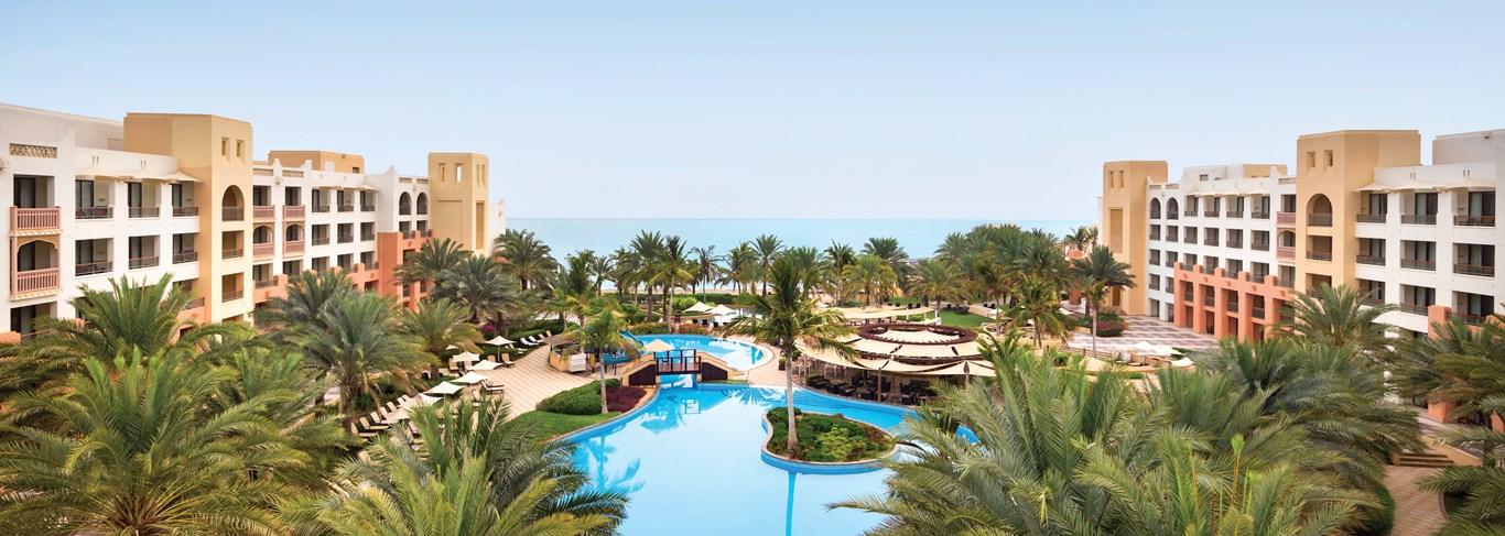 Shangri-La's Barr Al Jissah Resort & Spa