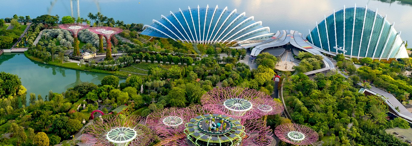 L'incroyable Garden by the Bay