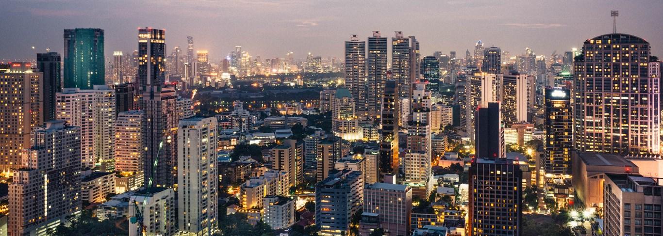 Les splendeurs de Bangkok