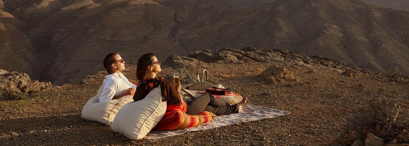 Voyage sur mesure au Sultanat d'Oman