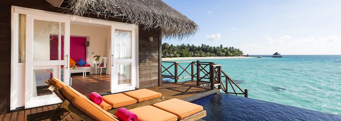 Aqua Villa du Sun Aqua Vilu Reef