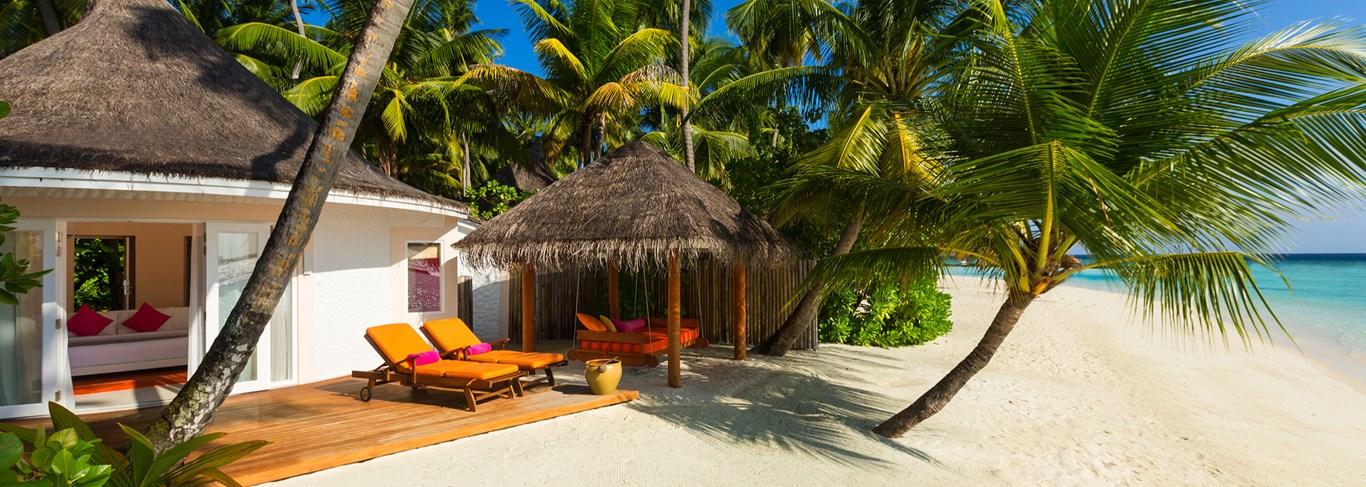 Deluxe Beach Villa du Sun Aqua Vilu Reef