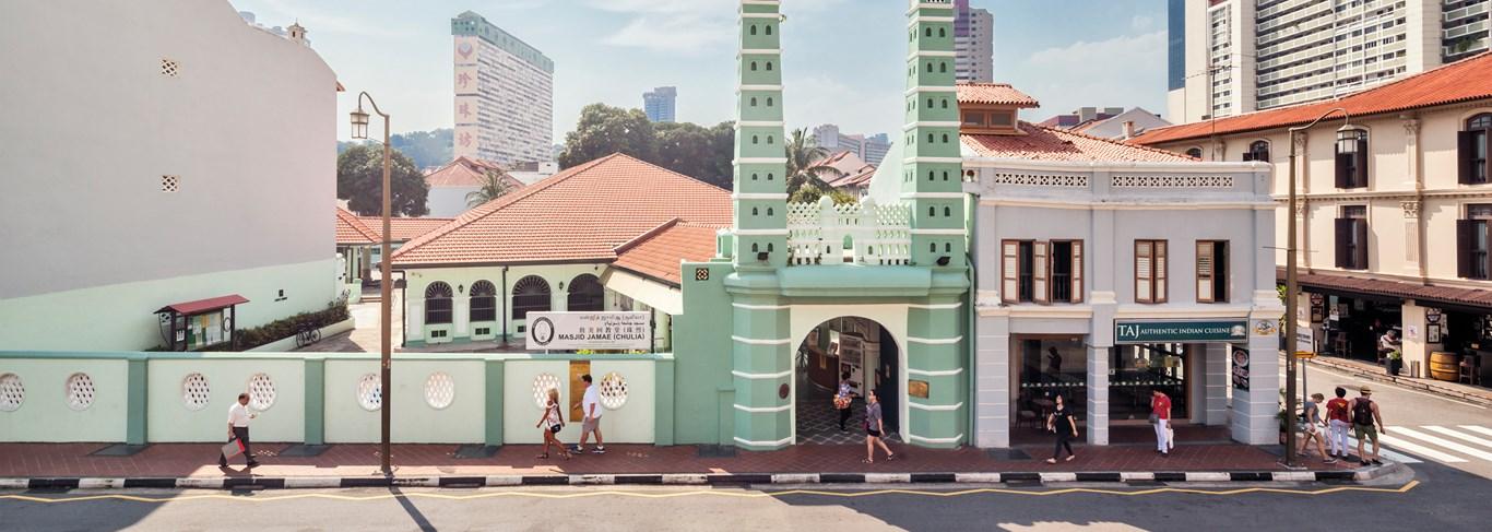Symphonie urbaine en Asie du Sud-Est