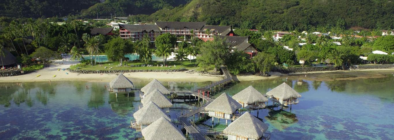 Tahiti la Ora Beach Resort
