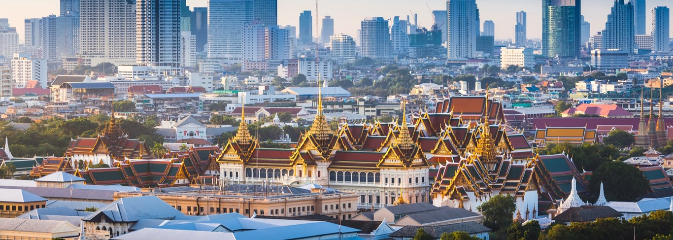 Thaïlande, jungle urbaine & sable fin