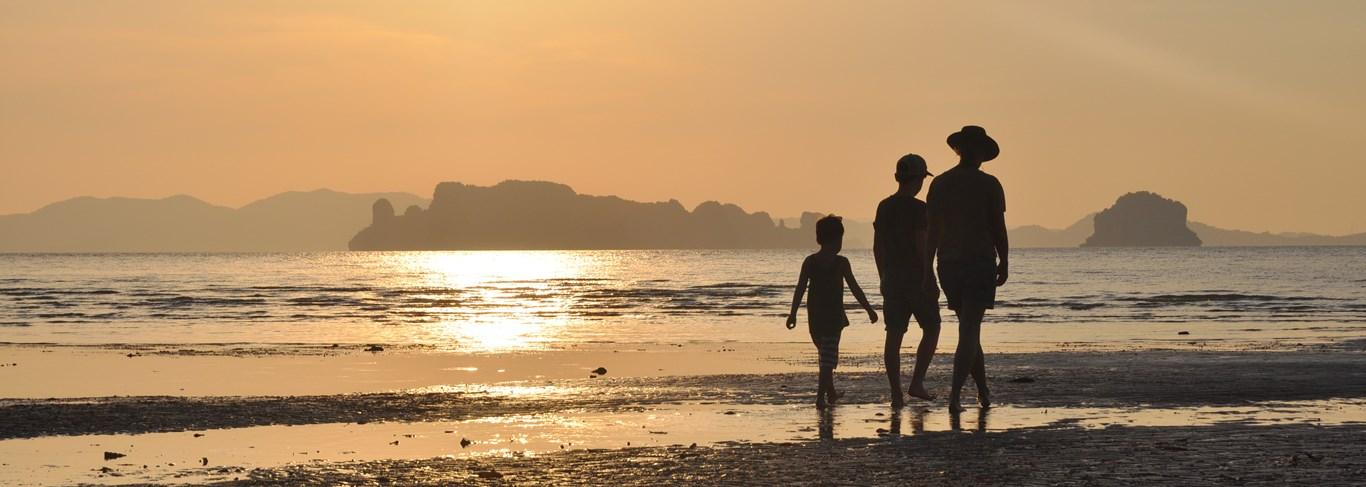 Thaïlande, l'aventure en famille