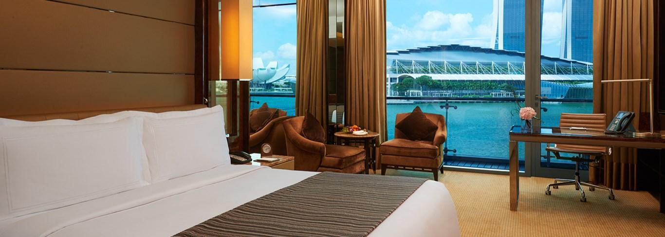 The Fullerton Bay Singapour