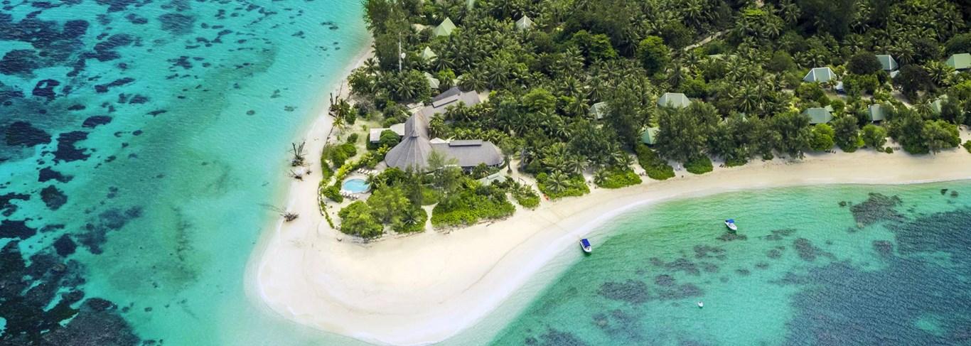 Triptyque authentique aux Seychelles