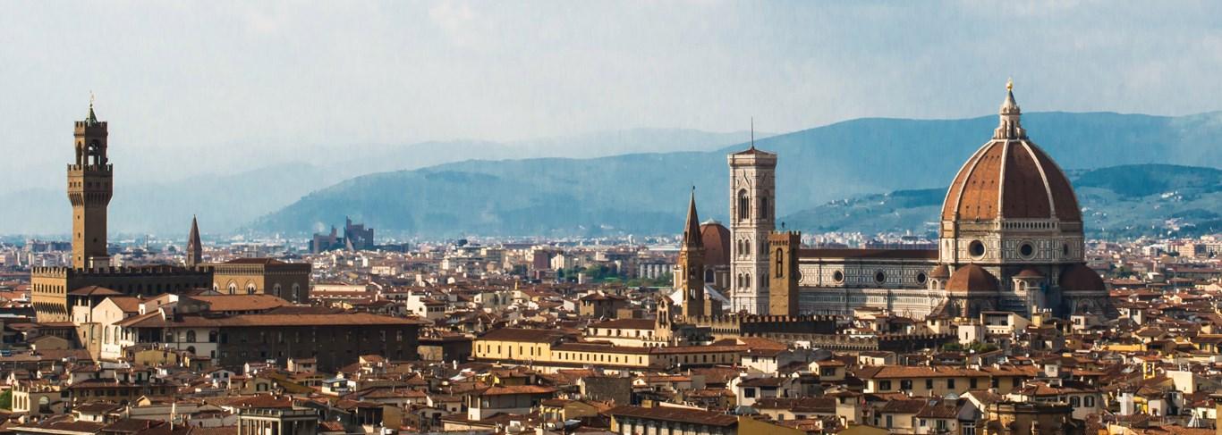 Un grand week-end en famille à Florence