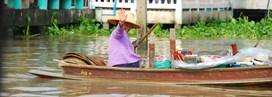 Bangkok en famille, hors des sentiers battus