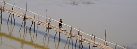 Le Laos du nord au sud