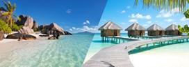 Seychelles ou Maldives ?