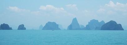 Bangkok & la baie de Phang Nga