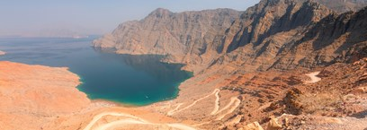 Djebels, déserts et fjords d'Orient