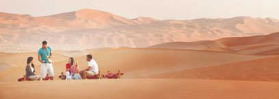 Dubaï & Abu Dhabi, les perles du désert
