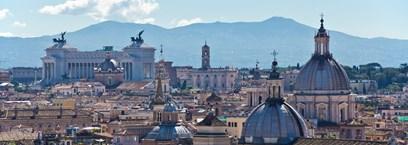 Un grand weekend à Rome, la dolce vita