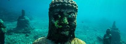 La plongée à Bali