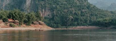 Le Mékong, de la Thaïlande au Laos