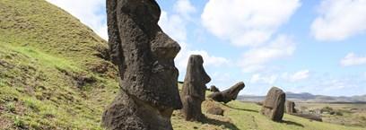 Île de Pâques et Polynésie, la légende des Moaï