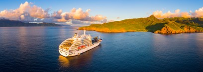 Les îles Marquises à bord de l'Aranui