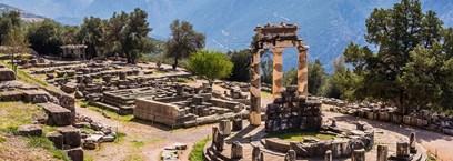 Les Trésors de la Grèce Antique