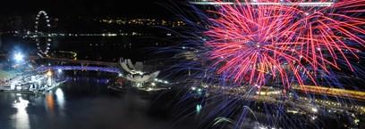 Nouvel An à Singapour