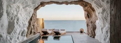 Les 10 plus belles chambres avec piscine privée de Grèce
