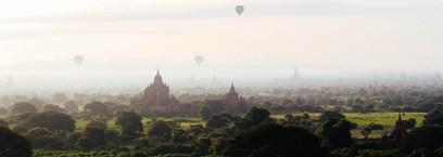 Splendeurs birmanes