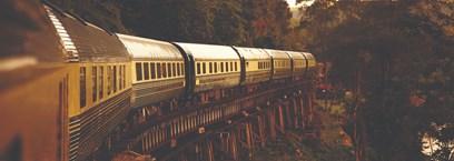 Voyage d'exception à bord de l'Eastern & Oriental Express